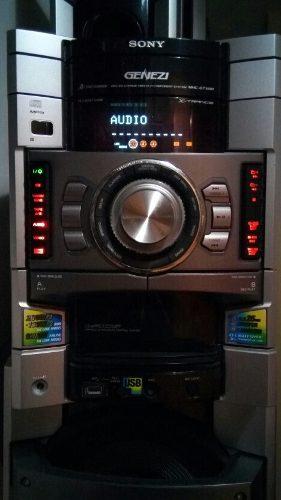 Equipo De Sonido Sony De w