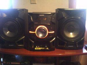 Equipo De Sonido Sony Hcd Ex88