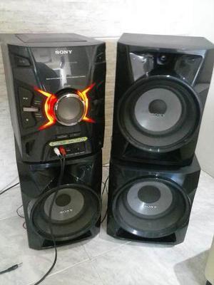 Equipo De Sonido Sony Hcd Ex990z, 2 Cornetas,1 Bajo, Con Usb