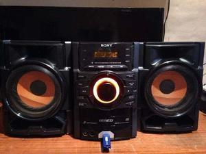 Equipo De Sonido Sony Usado Poco Uso
