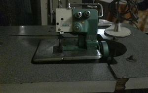 Maquina de Coser Collaretera Semi Industrial Marca Silken.!!