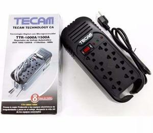 Regulador De Voltaje Tecam Ttr-va 115 Voltio 60hz