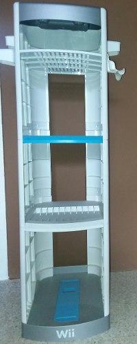 Wii Consola Organizador. Original (torre Organizadora)