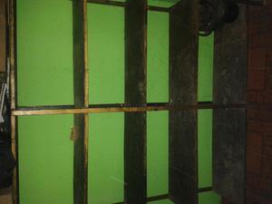 estante de tubos 1x1