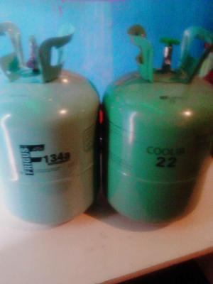 Bonbona de 134a Y R22 de 13.5 Kilos