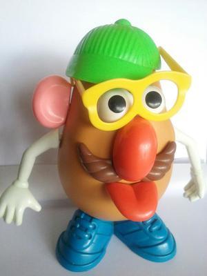 Cara de Papa Toystory Playskool Original