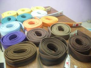 Cinturones De Karate