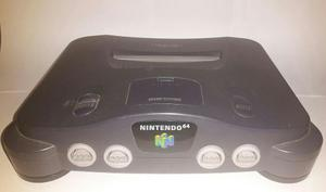 Consola Nintendo 64 (solo La Consola)