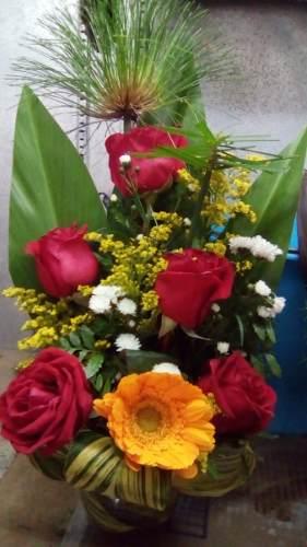 Floristeria Ramos Cumpleaños Flores Día De Los Enamorados