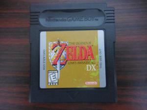 Juego De Game Boy Zelda The Leyend Link´s Awakening