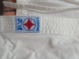 Karategui Semipesado Marca Lopfre Talla 4