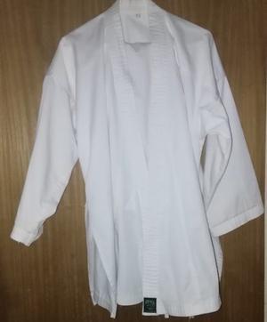 Kimono De Artes Marciales - Talla S Juvenil Menka