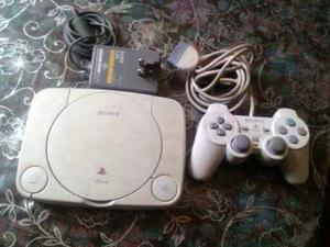 Playstation 1 Original Para Repuesto O Reparar Sin Control