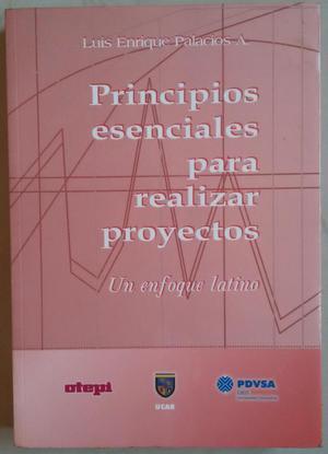 Principios Esenciales para Realizar Proyectos. Un enfoque