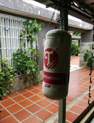 Saco De Boxeo Y Artes Marciales Tamanaco 670
