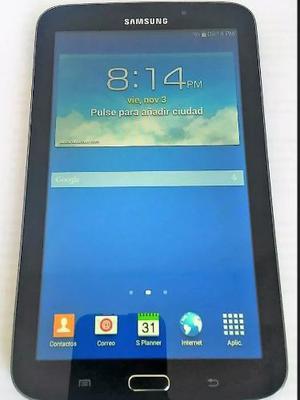 Samsung Tab 3 De 7 En Perfectas Condiciones