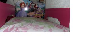 Cama de princesa para posot class - Cama princesa nina ...