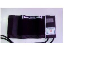 Brazalete para Tensiometro Doble tubos con Pera y valvula