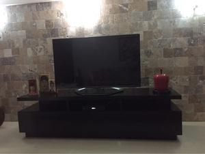 Mueble Moderno Para Tv Y Home Theater De Madera
