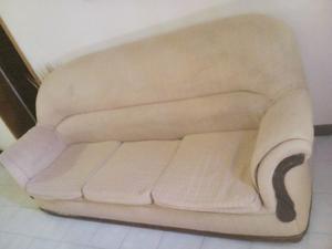 Mueble Sofa De 3 Puestos