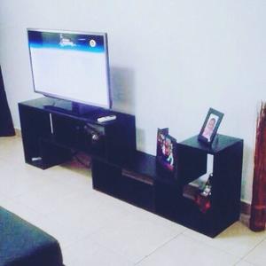 Muebles Modulares Para Tv Modernos Tipo Biblioteca