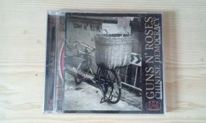 Cd Original Rock - Guns And Roses - Chinese Democrazy