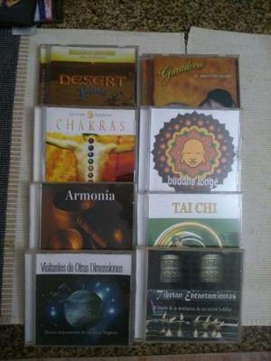 Cds Música Armonizante Y Mantras En Buen Estado