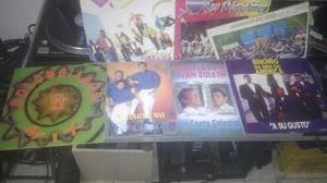 Discos Vinyl Vallenato