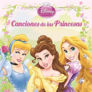 Disney Princesas: Canciones De Las Princesas (digital)