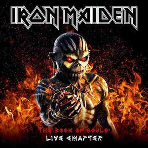 Iron Maiden The Book Of Souls: Live Chapter