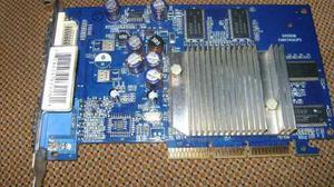 Vendo Tarjeta De Video Geforce Fx  Agp 256 Mb Usada