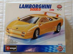Burago Lamborghini Diablo  Carro A Escala 1/24