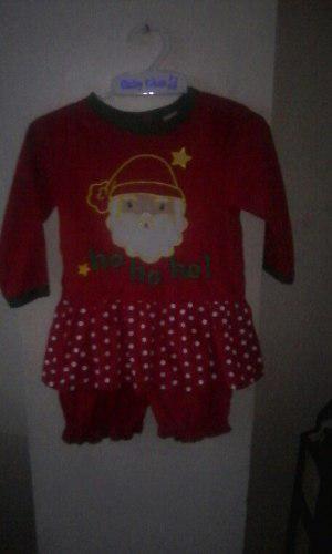 Conjunto De 3 Piezas De Navidad Para Niñas, Bebes