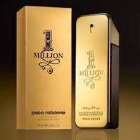 Perfume De Caballero One Million 100ml Traído De Miami.
