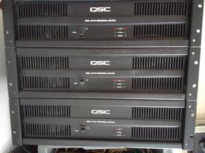 Power Amplificador Qsc ISA Watts TENGO 3