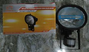 Reflector Fermetal C/sensor De Movimiento 500w, 110v