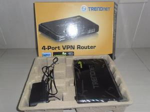 Router Vpn 4-port Trendnet Tw100-brv214