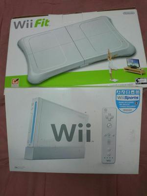 Wii Más Tabla Wii Fit