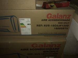 Aire Acondicionado Mini Split De  Btu Marca Galanz