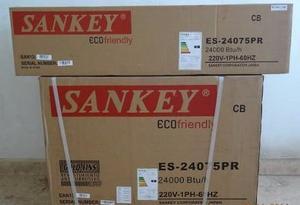 Aire Acondicionado Split 12 Mil Btu Sankey/h&