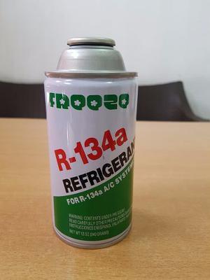 Gas Refrigerante 134a Lata 340 Gramos