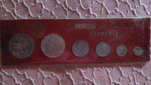 Monedas De Plata Coleccion