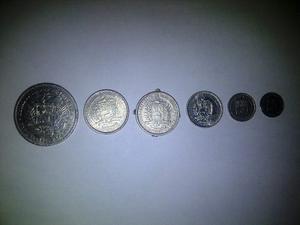 Monedas De Plata De Coleccion Fuerte Dos Blvunblvrealymedio