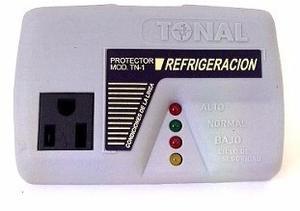 Protector De Voltaje Regulador Para Neveras Aires 110v At
