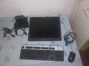 Vendo Combo Para Pc, Monitor Lcd 17, Teclado Hp Y Mas