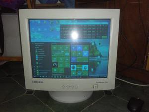 Vendo Monitor Samsung 17 Pulgadas Modelo  Sync Master