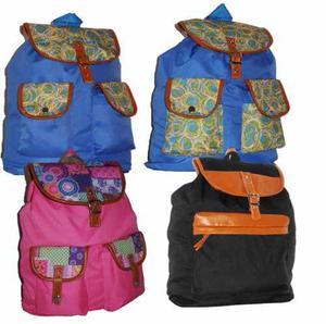 Bolso Morral Backpacks Para Mujer Grande