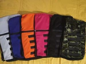Bolso Tula Impermeable Táctico (diversos Colores)