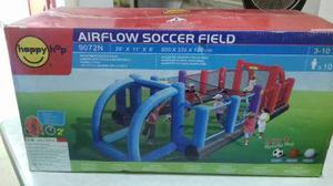 Cancha Inflable Happy Hop Airflow Soccer Field