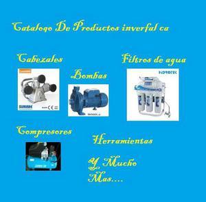 Catalogo De Productos Inverfal